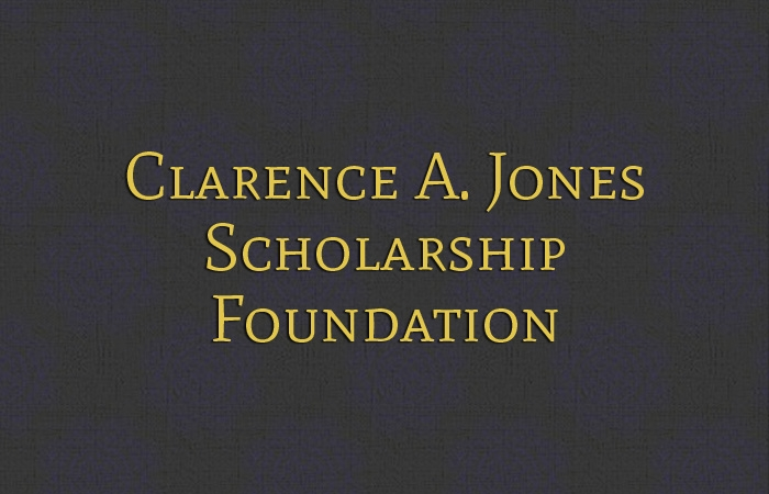 Clarence Jones Scholarship Foundation