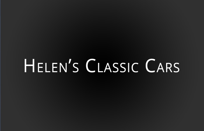 Helen's Classic Cars